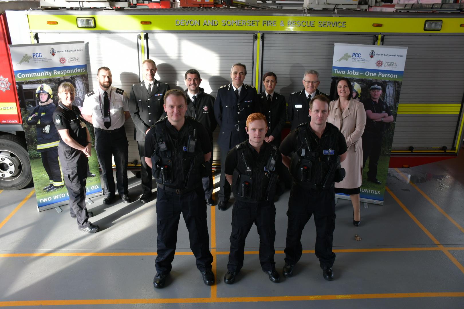 The 'supercops' serving Devon communities