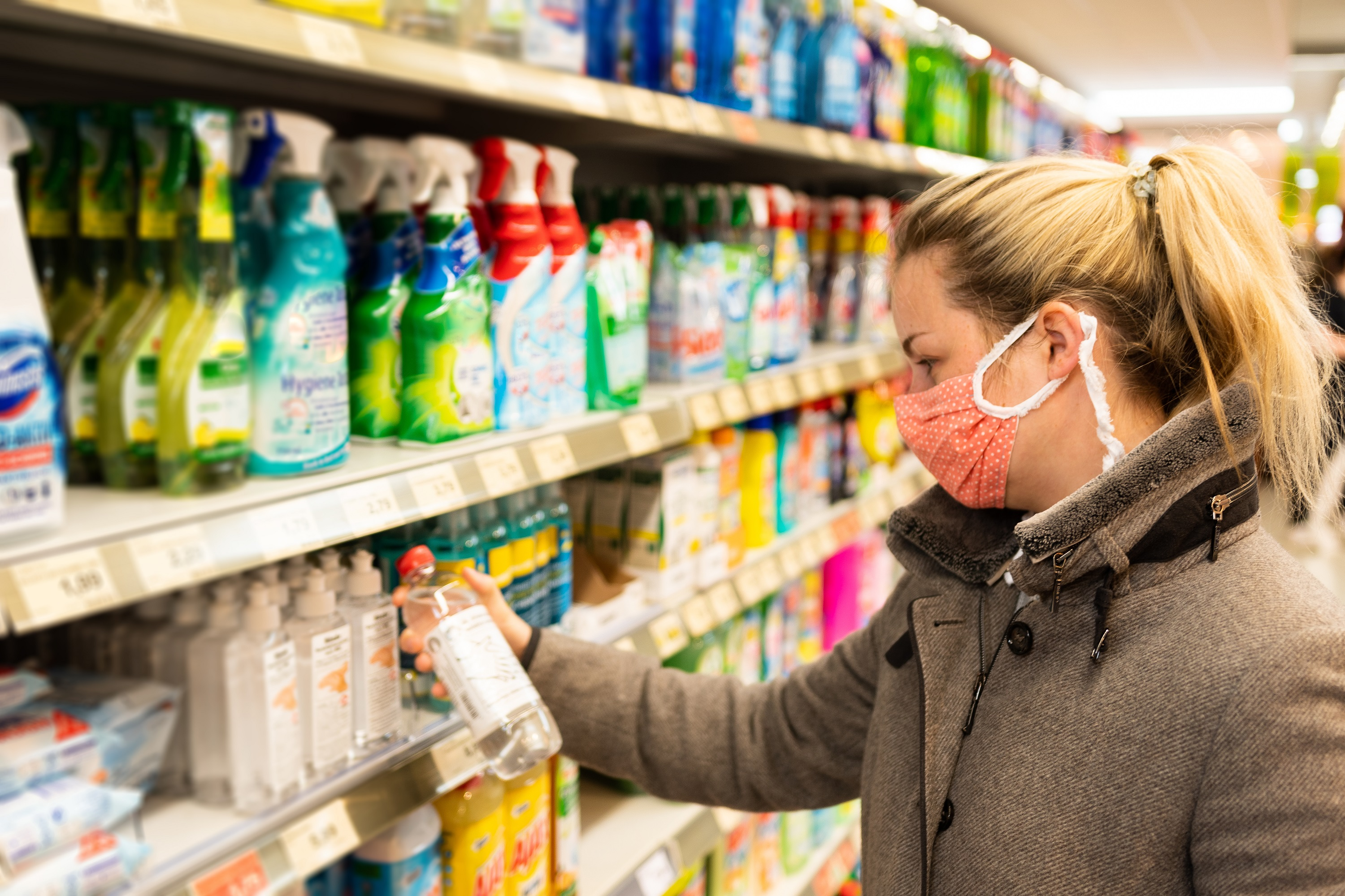 Why I don't want you stopping those who don't wear face coverings at the supermarket