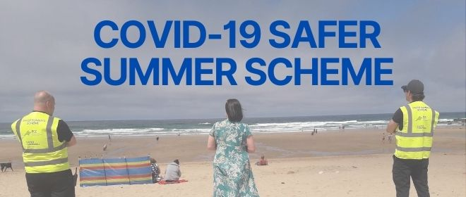 Covid-19 Safer Summer Scheme