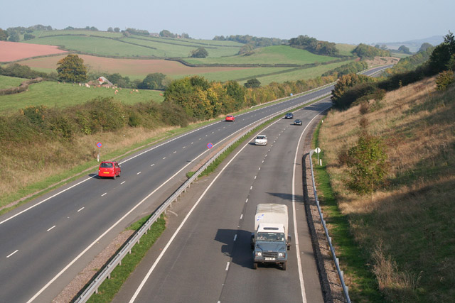 Funding granted to improve North Devon Link Road
