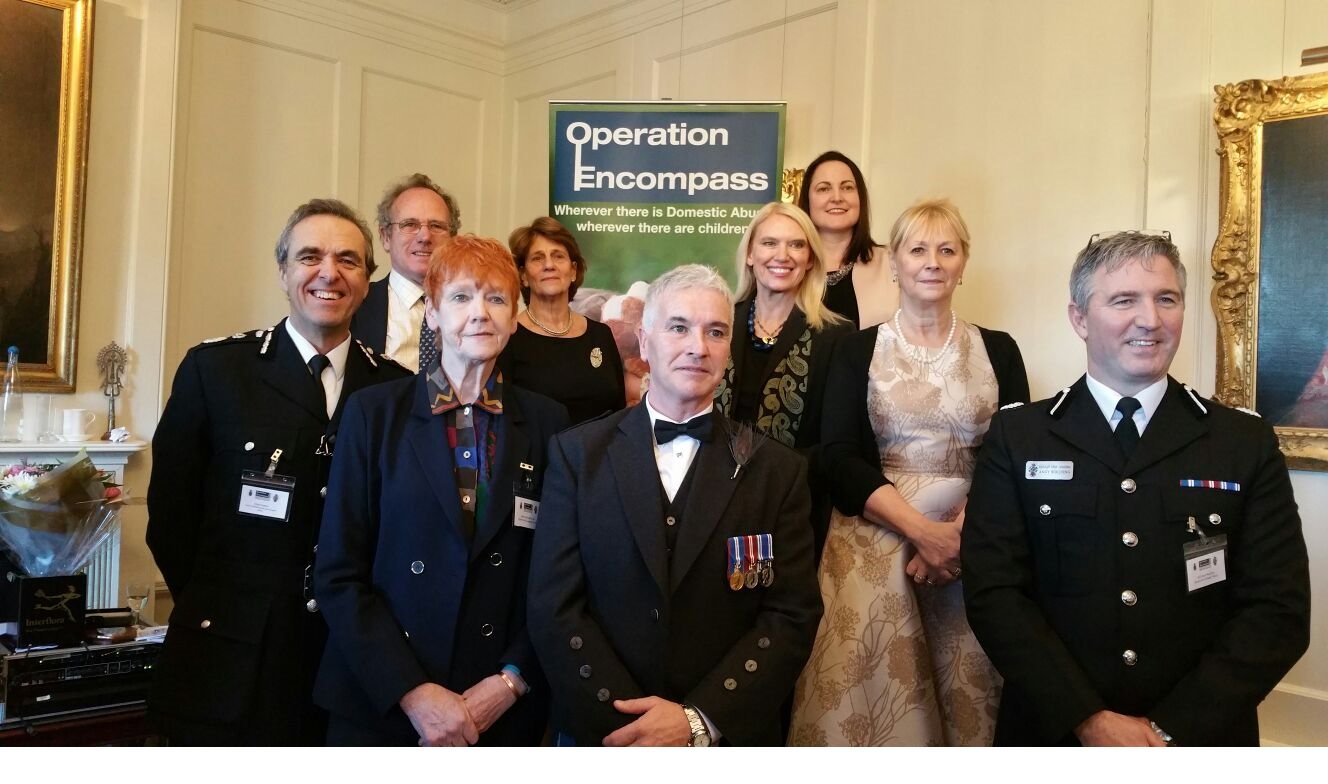 Operation Encompass - a simple idea keeping children safe
