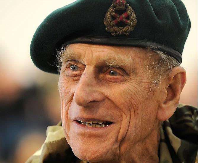 Commissioner pays tribute to Duke of Edinburgh